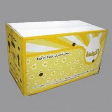 صندوق نقل بيض 12 كرتونة 30 بيضة